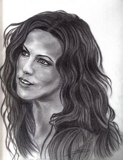 Kate Beckinsale by roger